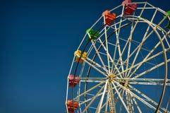 Roue de Ferris Photos libres de droits