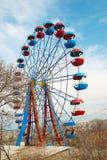 Roue de Ferris Image libre de droits
