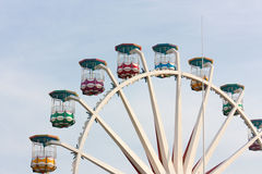Roue de Ferris Photographie stock