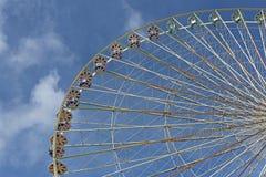 Roue de Ferris Photographie stock libre de droits