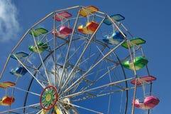 Roue de Ferris photo libre de droits