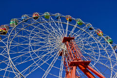 Roue de Ferris Photos stock
