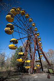 Roue de ferris de Chernobyl Photos stock
