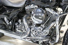 Roue de Harley Davidson Photo stock