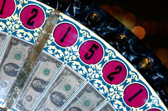 Roue de la fortune Image libre de droits