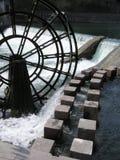 Roue de moulin Photos libres de droits