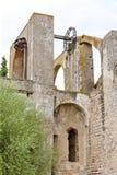 Roue de moulin arabe et x28 ; nora& x29 ; , Serpa, l'Alentejo, Portugal photos libres de droits