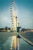 Roue de Paris Concorde photos stock