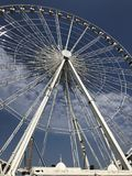 Roue de Paris Ferris photographie stock libre de droits