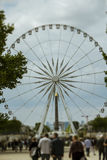 Roue de Paris Ferris Photos libres de droits