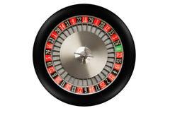 Roue de roulette images stock