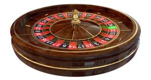 Roue de roulette de casino 3D Photographie stock