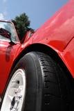Roue de véhicule. Photographie stock libre de droits