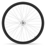 Roue de vélo Images libres de droits