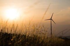Roue de vent Image libre de droits