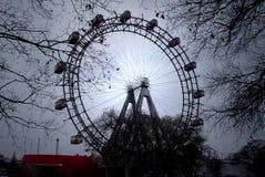 Roue de Vienne Ferris Photographie stock