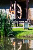 Roue de waterill Photographie stock