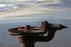 Roue dentée Photo libre de droits