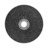 Roue drinding de disque abrasif Photographie stock