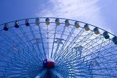 Roue du Texas Ferris Photos stock