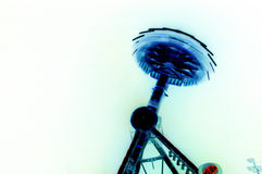 Roue fantastique Photos stock