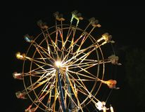 Roue géante Photo stock