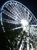 Roue géante Photos stock