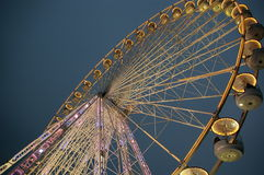Roue grandioso Ferris Wheel Imagens de Stock Royalty Free