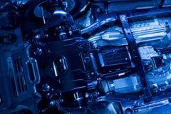 Roue mécanique d'automobile Images stock