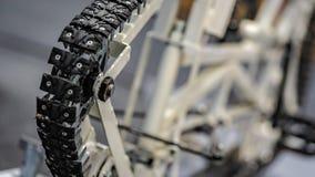 Roue robotique industrielle de pneu de pneu