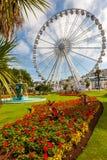Roue Torquay de la Riviera de l'anglais Photos libres de droits