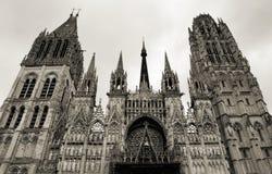 Rouen Stockbild
