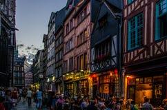 Rouen Royalty-vrije Stock Afbeeldingen