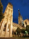 Rouen Cathedral Royalty Free Stock Photos