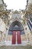 Rouen - Cathedral exterior Royalty Free Stock Photos