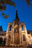 Rouen cathedral Stock Image