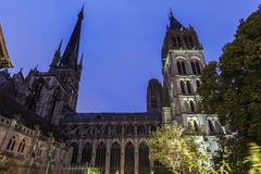 Rouen Cathedral Notre-Dame Stock Photography