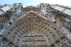 Rouen Cathedral, Rouen Stock Photos