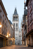 Rouen cityscape Royalty Free Stock Photography