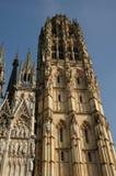 Rouen en Normandie Image stock