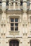 Rouen Frankrike Fotografering för Bildbyråer