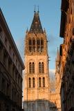 Rouen-Kathedrale Stockbild