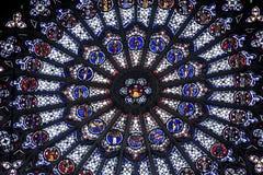 Rouen - nam venster toe Royalty-vrije Stock Foto's