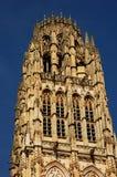 Rouen in Normandie Stockfotos