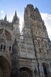 Rouen Normandie royaltyfri foto