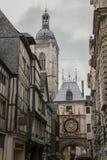 Rouen, Normandie, Frankreich, Europa - die alte Uhr Stockfoto