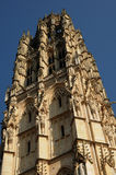 Rouen in Normandy Stock Photography
