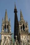 Rouen in Normandy Stock Photo