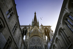 Rouen`s cathedral Royalty Free Stock Photography