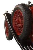 roues de classique de véhicule Photographie stock libre de droits